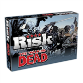 Board game Risk - The Walking Dead