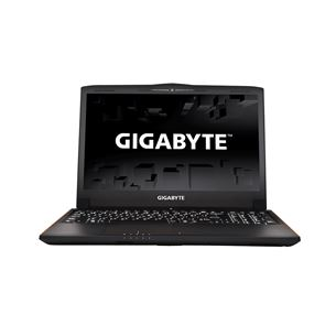 Portatīvais dators P55W v7, Gigabyte