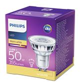 LED spuldze, Philips / GU10, 4.6W, 355 lm
