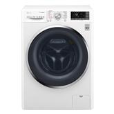 Veļas mazgājamā mašīna ar žāvētāju, LG / 1400 apgr./min