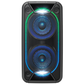 Portatīvā mūzikas sistēma GTK-XB90, Sony