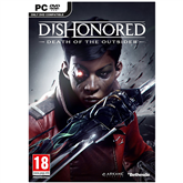 Spēle priekš PC, Dishonored: Death of the Outsider