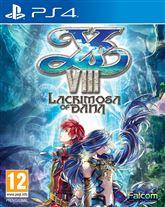 Spēle priekš PlayStation 4, Ys VIII: Lacrimosa of DANA