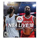 Spēle priekš Xbox One, NBA LIVE 18