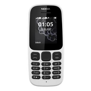 Mobilais telefons Nokia 105 / Dual SIM (2017)
