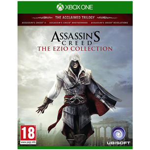Spēle priekš Xbox One Assassins Creed: The Ezio Collection