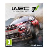 Компьютерная игра WRC 7