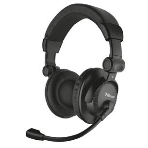 Headset Trust Como 21658
