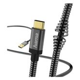 Vads USB -- USB-C Hama (1,5 m)