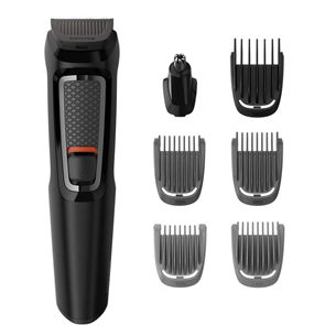 Bārdas trimmeris Multigroom series 3000 7-in-1, Philips