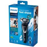Skuveklis Wet and dry Series 5000, Philips