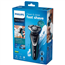Skuveklis Wet and dry Series 5000, Philips
