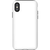 Vāciņš ar personalizētu dizainu priekš iPhone X spīdīgs / Tough