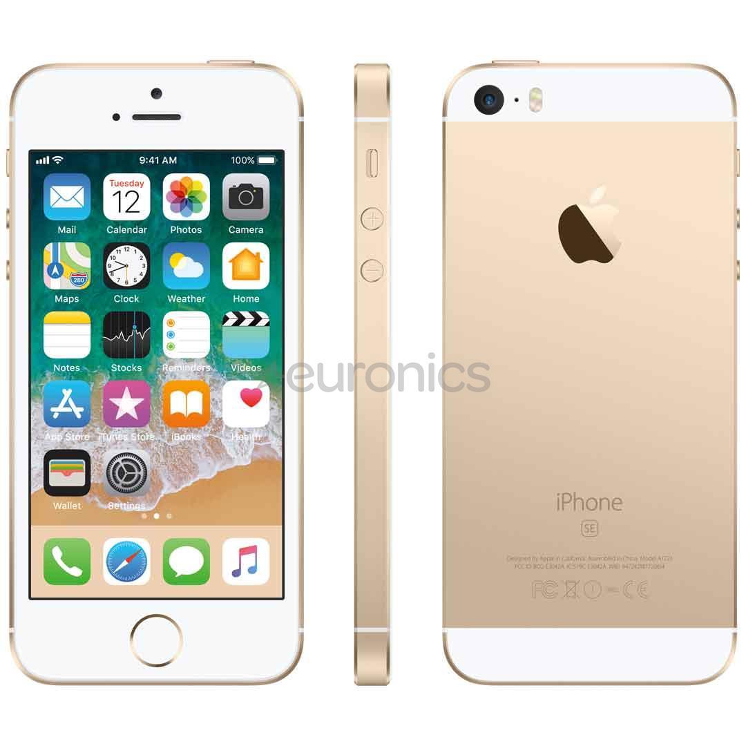 iphone se apple 128 gb mp882el a
