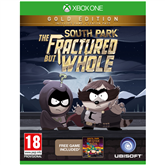 Spēle priekš Xbox One, South Park: The Fractured But Whole Gold Edition