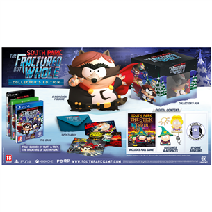 Spēle priekš PlayStation 4, South Park: The Fractured But Whole Collectors Edition