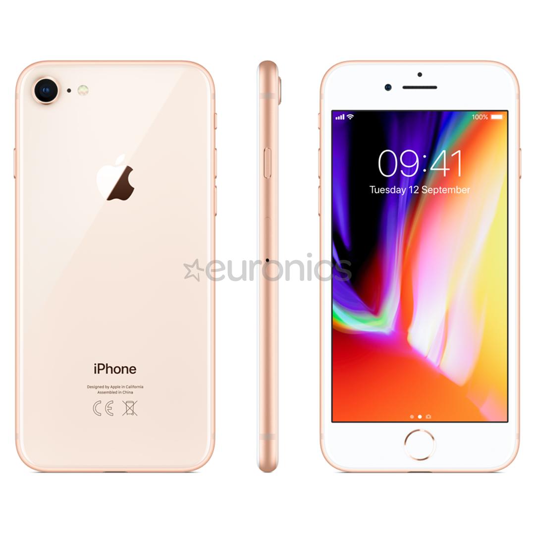 Iphone  Plus Oro Gb