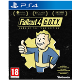 Spēle priekš PlayStation 4, Fallout 4 Game of the Year Edition