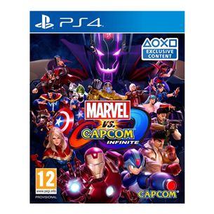 Spēle priekš PlayStation 4, Marvel vs. Capcom: Infinite