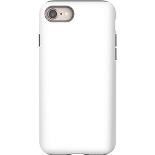 Vāciņš ar personalizētu dizainu priekš iPhone 8 spīdīgs / Tough