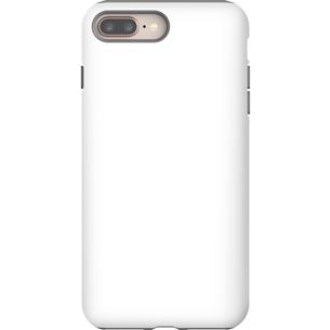 Vāciņš ar personalizētu dizainu priekš iPhone 8 Plus spīdīgs / Tough