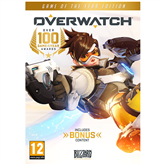 Spēle priekš PC, Overwatch Game of the Year Edition