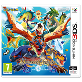 Spēle priekš 3DS, Monster Hunter Stories