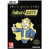 Spēle priekš PC, Fallout 4 Game of the Year Edition