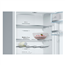 Ledusskapis NoFrost, Bosch / augstums: 186 cm