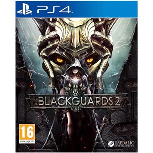 Spēle priekš PlayStation 4, Blackguards 2