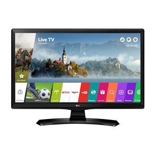 24 HD LED монитор с ТВ-приемником, LG