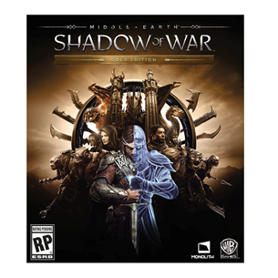 Spēle priekš PC, Middle-Earth: Shadow of War Gold Edition