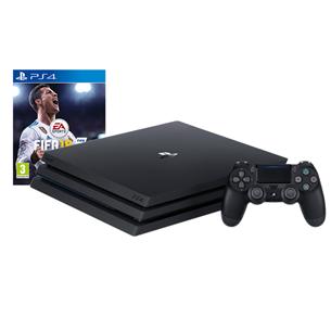 Spēļu konsole PlayStation 4 Pro, Sony / 1TB + FIFA 18