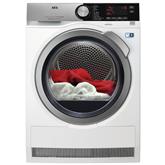Veļas mazgājamā mašīna + veļas žāvētājs, AEG  / maks.ielāde: 9 kg