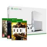Spēļu konsole Xbox One S, Microsoft / 1TB