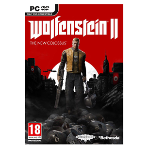 Spēle priekš PC, Wolfenstein II: The New Colossus