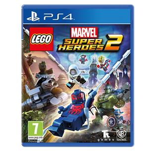 Spēle priekš PlayStation 4, LEGO Marvel Super Heroes 2