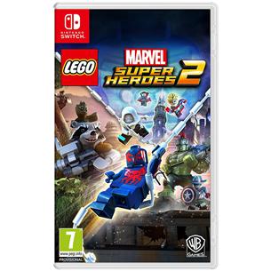 Spēle priekš Nintendo Switch, LEGO Marvel Super Heroes 2