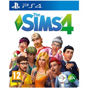 Spēle priekš PlayStation 4, The Sims 4