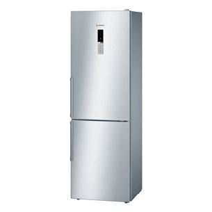 Refrigerator HomeConnect, Bosch / height: 187 cm