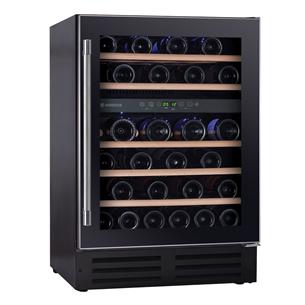 Vīna skapis, Hoover / ietilpība: 43 pudeles