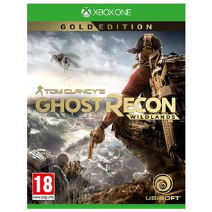 Spēle priekš Xbox One, Tom Clancys Ghost Recon: Wildlands Gold Edition