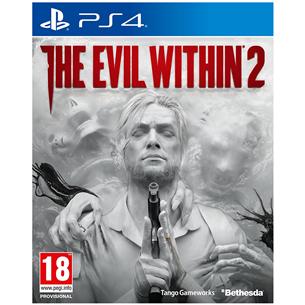 Spēle priekš PlayStation 4, Evil Within 2