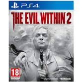 Игра для PlayStation 4, Evil Within 2