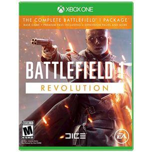Spēle priekš Xbox One, Battlefield 1 Revolution