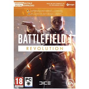 Spēle priekš PC, Battlefield 1 Revolution