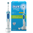 Electric toothbrush Oral-B Braun Vitality CrossAction + spare brush