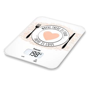 Электронные кухонные весы Beurer KS19LOVE