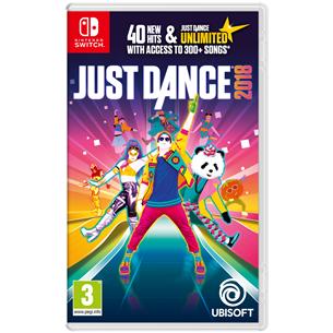 Spēle priekš Nintendo Switch, Just Dance 2018