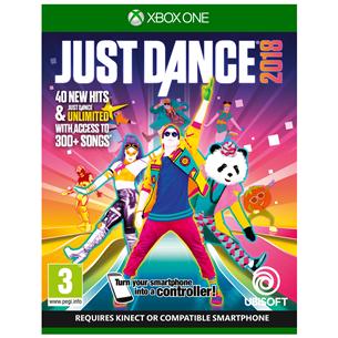 Spēle priekš Xbox One, Just Dance 2018